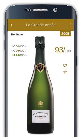 Scheda Champagne Bollinger
