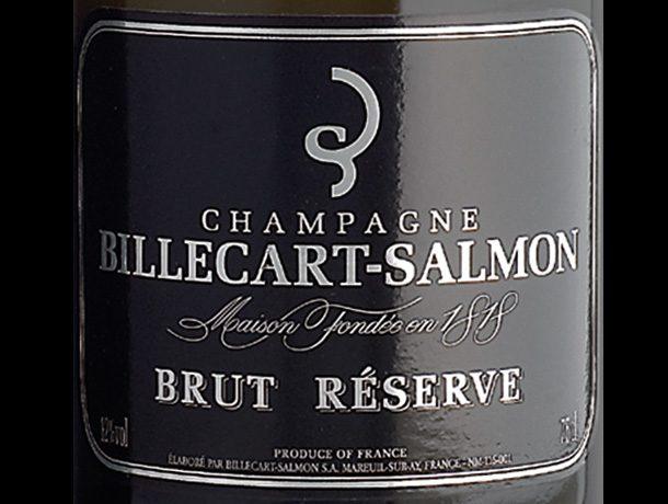 champagne billecart salmon brut reserve