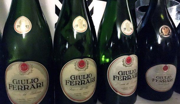 Giulio Ferrari annate 1992, 1993, 1994 e 1999