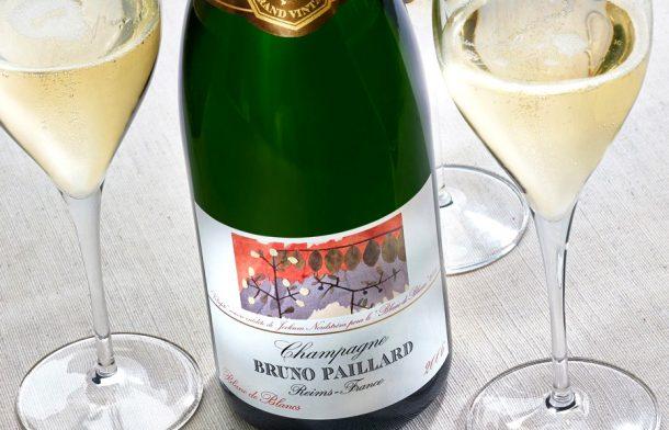 Champagne Blanc de blancs 2006 di Bruno Paillard