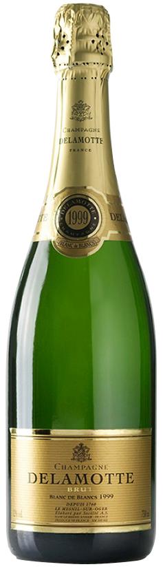 bottiglia Delamotte Blanc de Blancs 1999