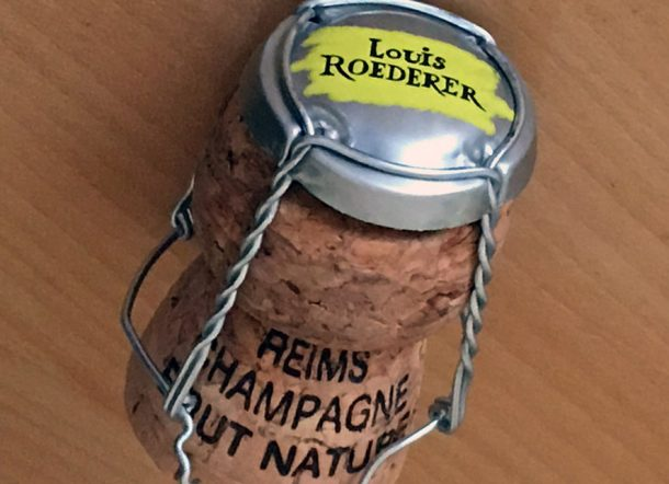 Champagne Louis Roederer Brut Nature 2009