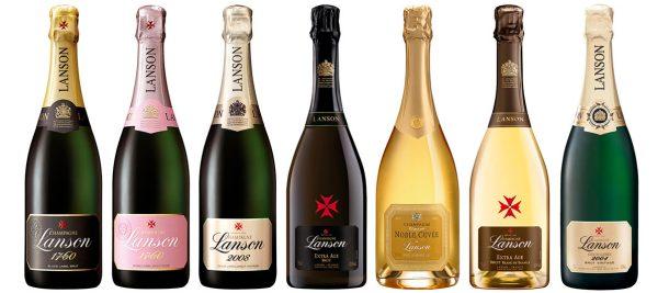 masterclass lanson roma bottiglie
