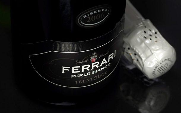 Ferrari Perlé Bianco 2006