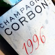 champagne Corbon Grand Millésime 1996