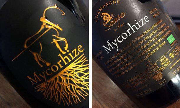 champagne De Sousa Mycorhize