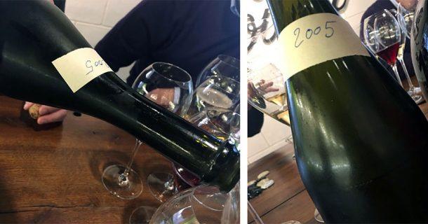 champagne De Sousa 2005