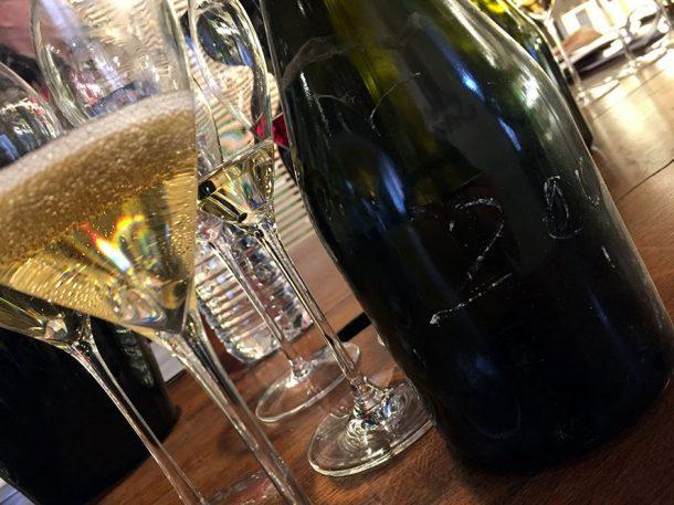 Degustazione champagne De Sousa