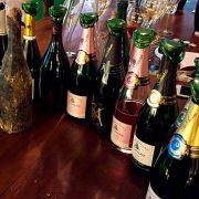 Champagne degustazione De Sousa