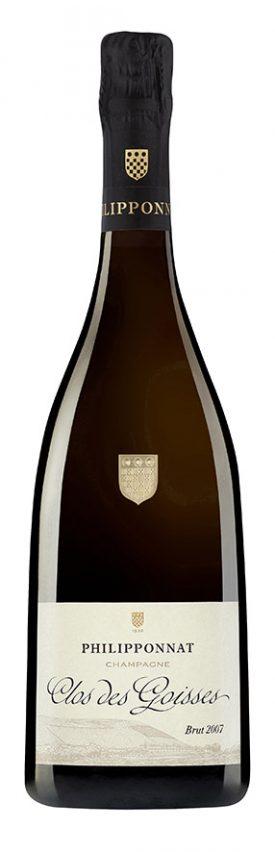 Bottiglia Philipponnat Clos des Goisses 2007