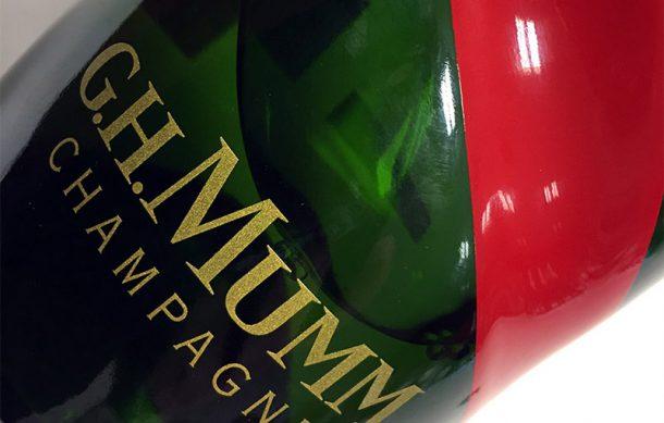 bottiglia di Grand Cordon