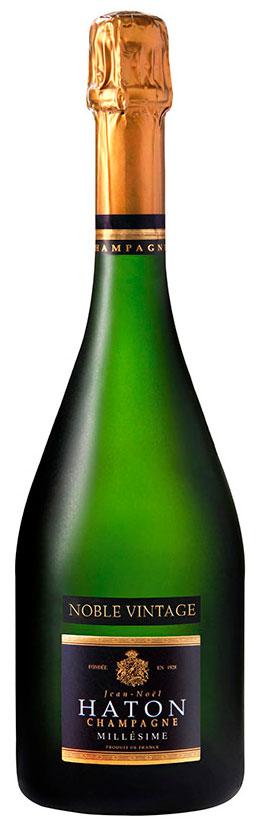 bottiglia champagne haton 2009