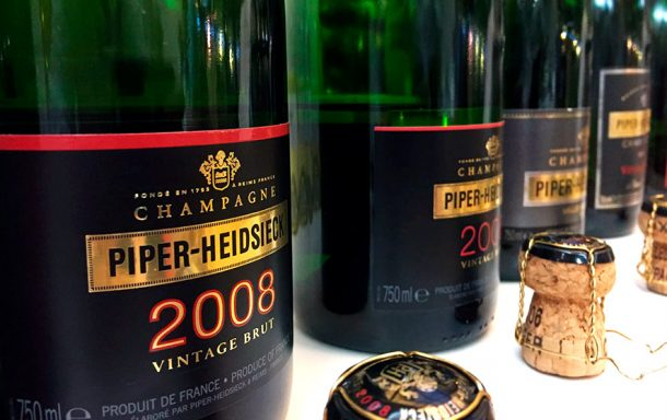 Champagne Vintage Piper-Heidsieck