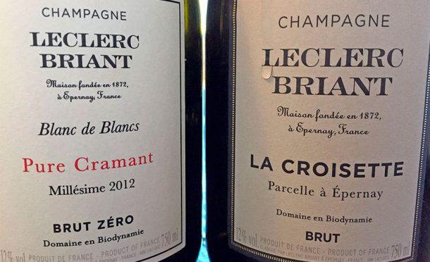 Degustazione Leclerc Briant