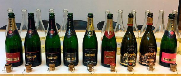 Gamma champagne piper-heidsieck