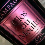 Champagne Cattier Clos du Moulin Rosé