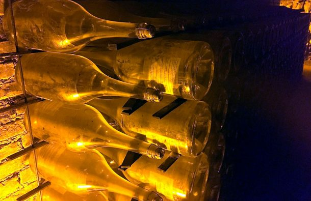 Cantine Deutz champagne