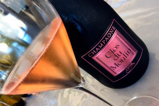 Cattier Clos du Moulin Rosé
