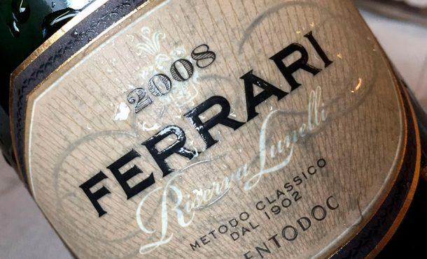 Ferrari Riserva Lunelli 2008
