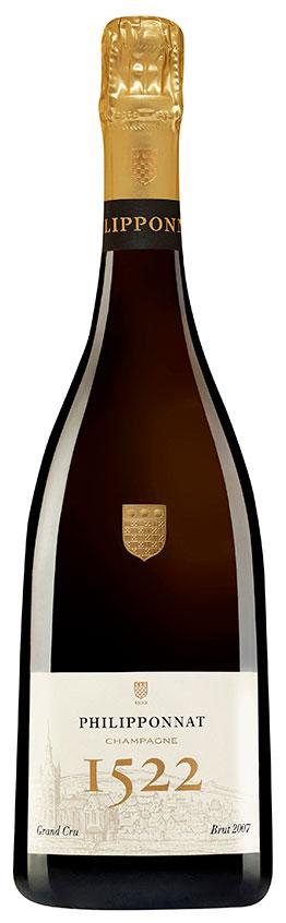 Bottiglia Philipponnat Cuvée 1522 2007