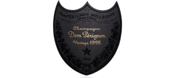 Stemma champagne Dom Pérignon P2 1998