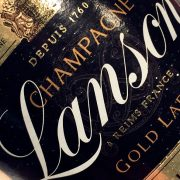 Champagne Lanson Gold Label 1996