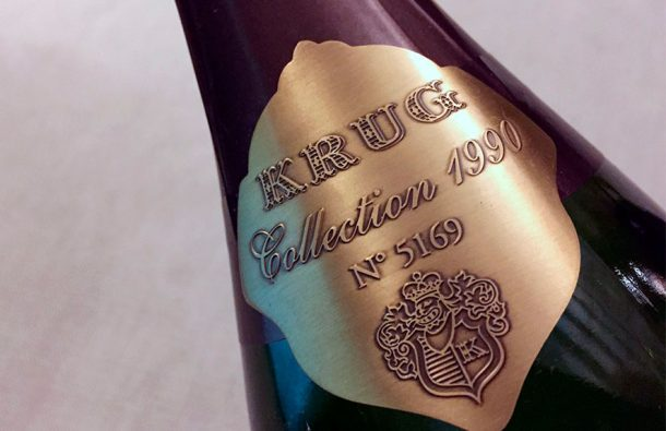 Bottiglia Krug numerata 5169