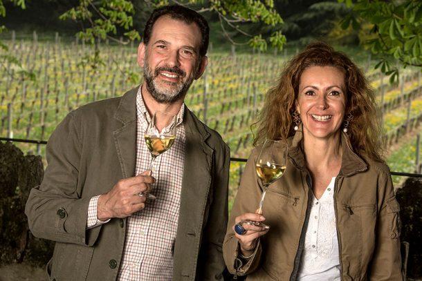 Giulio e Lucia Barzanò. Il Mosnel