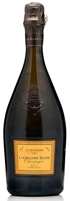 Bottiglia La Grande Dame 1989