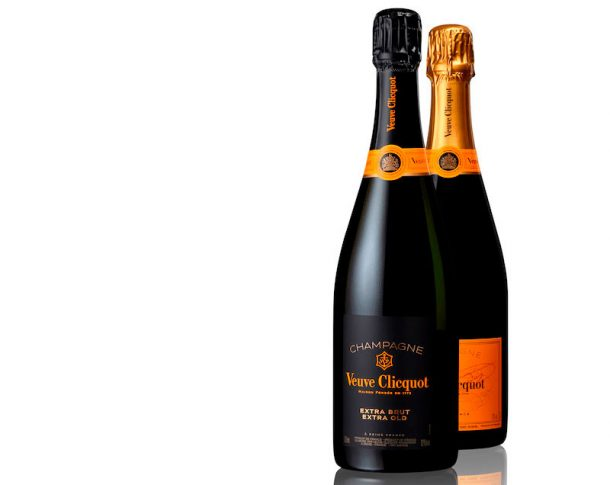 champagne Veuve Clicquot Extra Brut/Extra Old