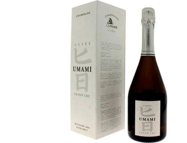 Bottiglia Cuvée Umami 2009