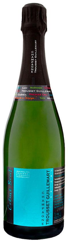 Bottiglia Trousset-Guillemart Crème Brut