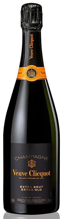 Bottiglia Veuve Clicquot Extra Brut Extra Old