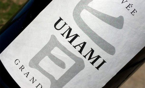 De Sousa Cuvée Umami 2009