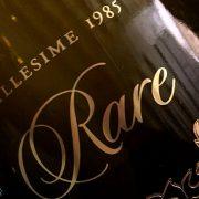 champagne Piper Heidsieck Rare 1985