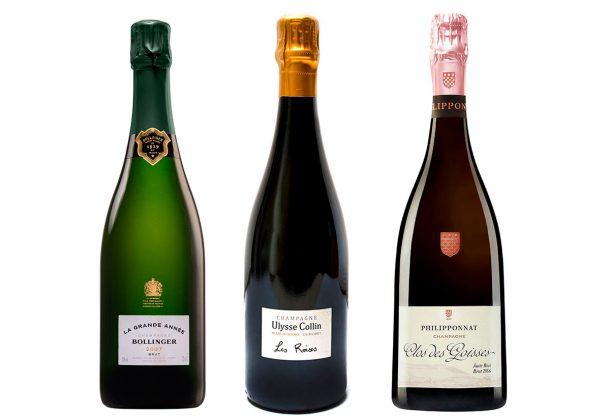 abbinamento champagne e carbonara