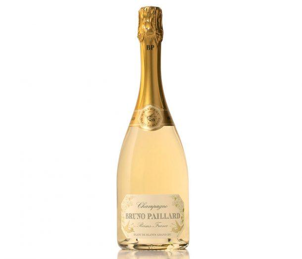 Bottiglia di champagne Bruno Paillard blanc de blancs