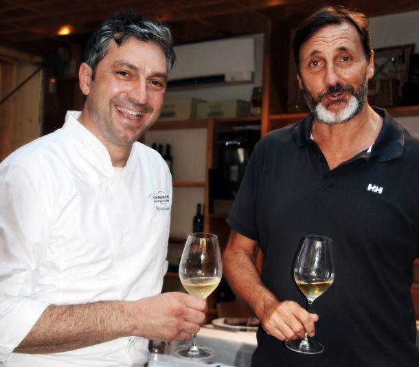 Claudio Favale e Daniele Agosti
