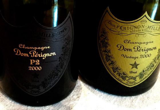 Dom Périgon P2 e Vintage 2000