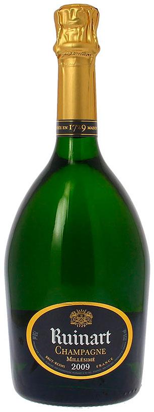 Ruinart 2009, bottiglia