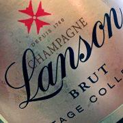 Champagne Lanson 1995 degustazione