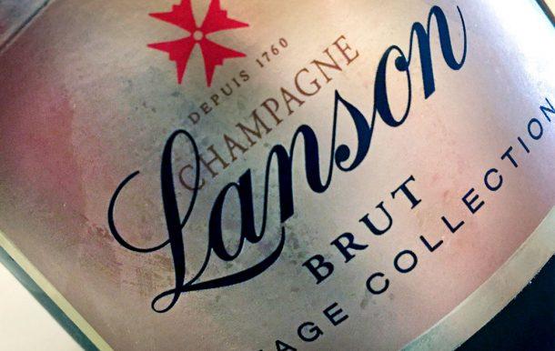 Lanson Vintage Collection 1995 Degustazione