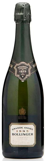 Bollinger La Grande Année 1995