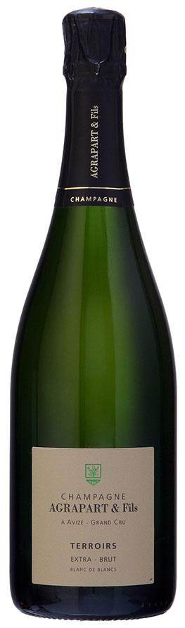 Bottiglia Agrapart Terroirs