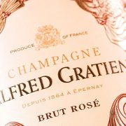 Champagne Alfred Gratien rosé degustazione