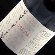 Degustazione champagne Selosse Le Bout du Clos