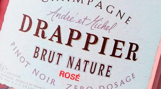 Drappier Brut Nature Rosé