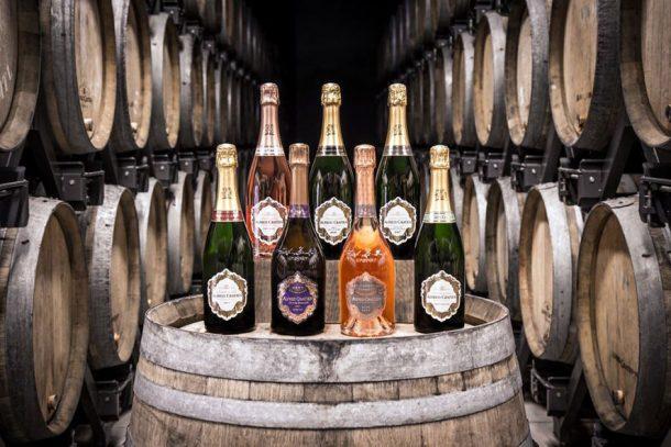 Champagne Alfred Gratien, intera gamma