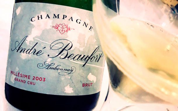 champagne andre beaufort