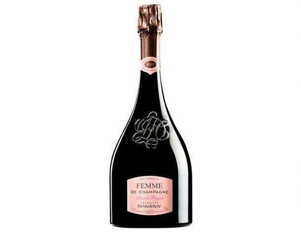 Femme de Champagne Rosé de Saignée 2007